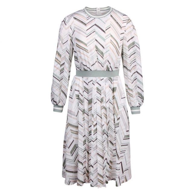 Womens White Katino Everglade Midi Dress