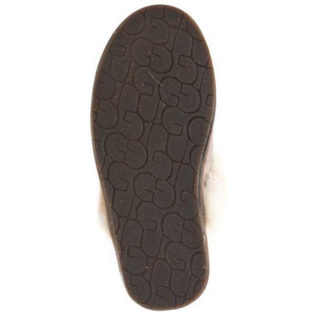 Womens Stormy Grey Scuffette II Slippers