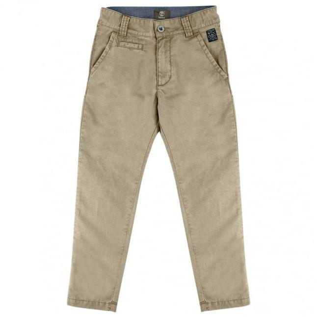 Boys Sand Chino Pants
