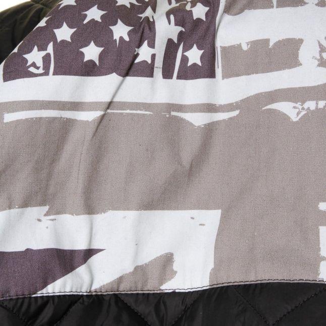 Steve McQueen™ Collection Mens Black Bonner Waxed Jacket