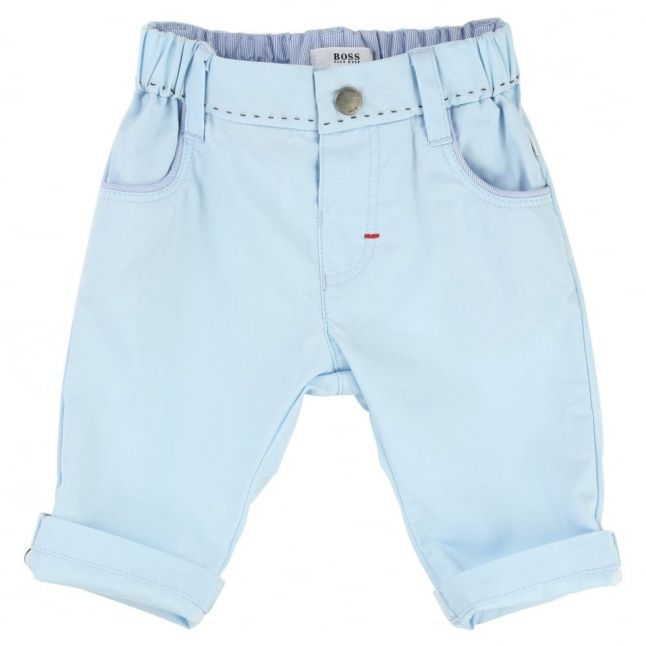 Baby Pale Blue Chino Pants