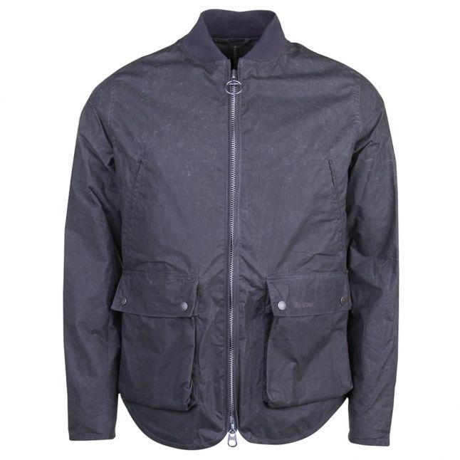 Heritage Mens Grey Camber Waxed Jacket