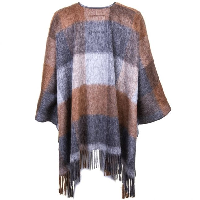 Womens Assorted Ofringy Blanket Cape